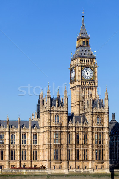 big ben clock Stock photo © zittto