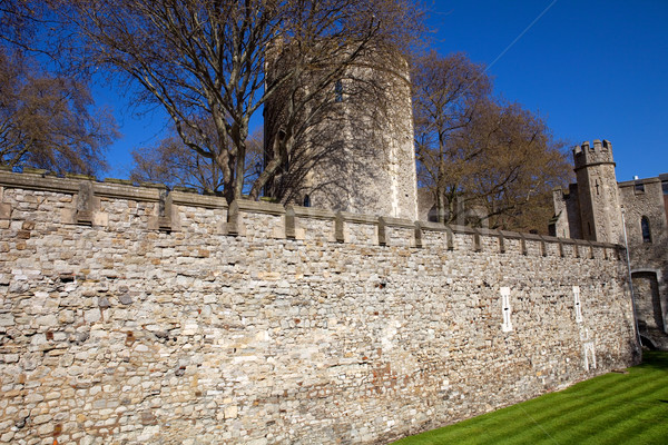 Tower of London Stock photo © zittto