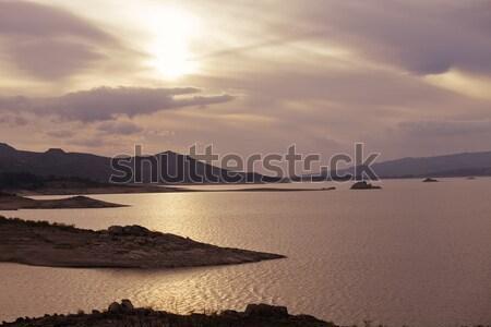 portuguese national park Stock photo © zittto