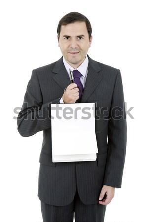 businessman Stock photo © zittto