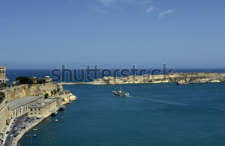 Valetta Stock photo © zittto