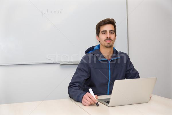 student Stock photo © zittto
