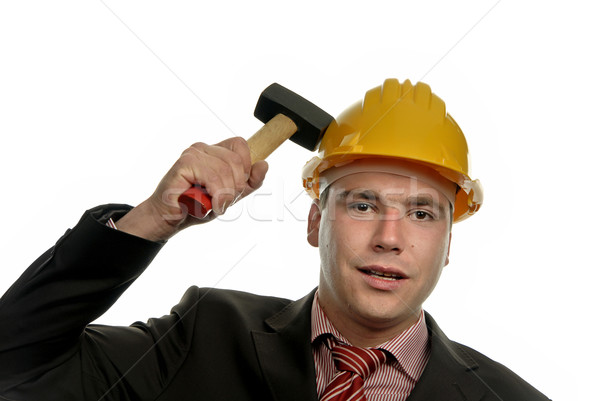 hammer Stock photo © zittto