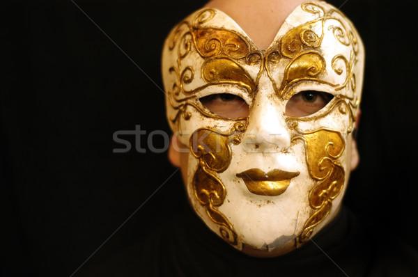 mask Stock photo © zittto