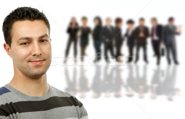 team Stock photo © zittto