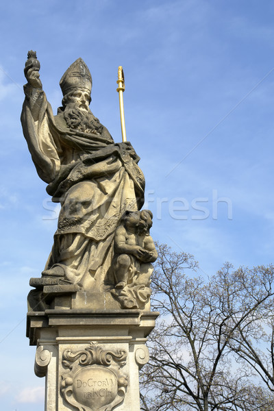 statue Stock photo © zittto