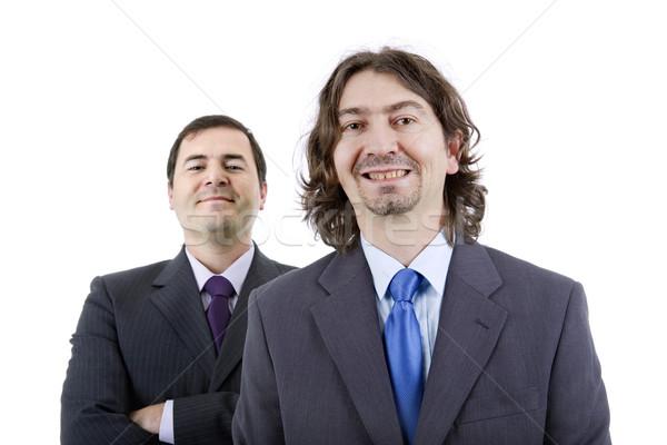 silly men Stock photo © zittto