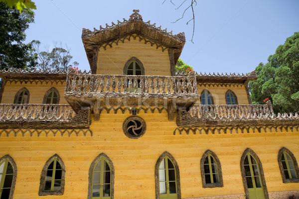 palace Stock photo © zittto