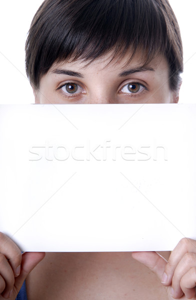 a card Stock photo © zittto