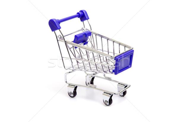 shopping cart Stock photo © zittto
