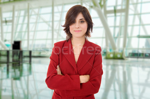 business woman Stock photo © zittto