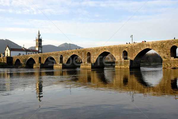 ponte de lima Stock photo © zittto