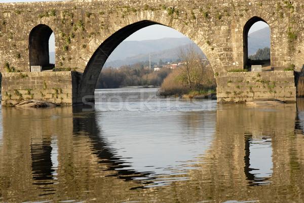 bridge Stock photo © zittto