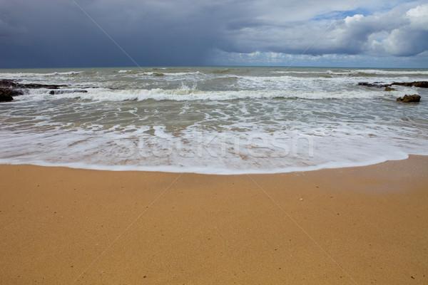 algarve beach Stock photo © zittto
