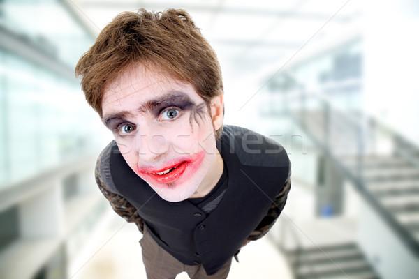 joker Stock photo © zittto