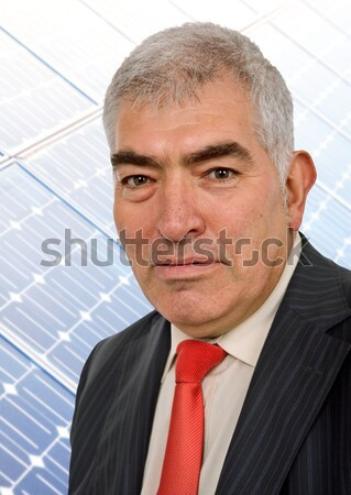 Stock photo: business man
