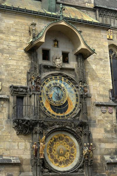 clock Stock photo © zittto