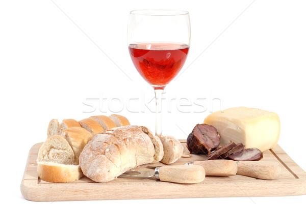 Stock photo: food