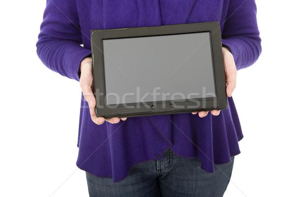 tablet Stock photo © zittto