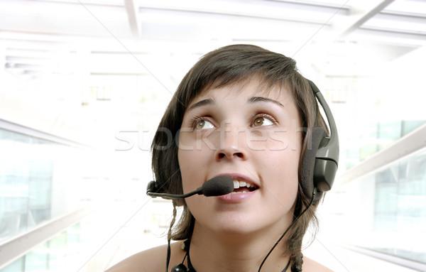 call Stock photo © zittto