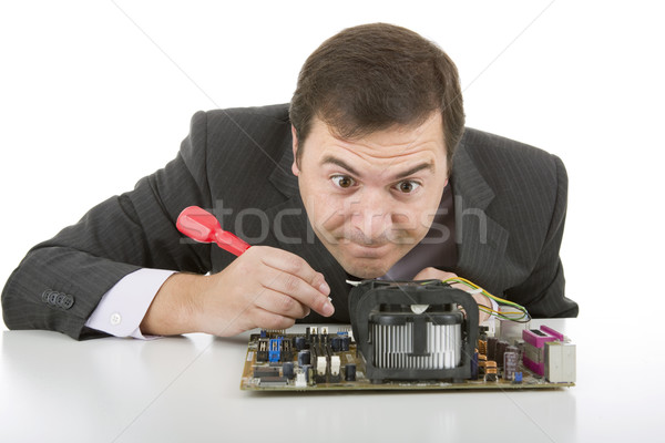 motherboard Stock photo © zittto