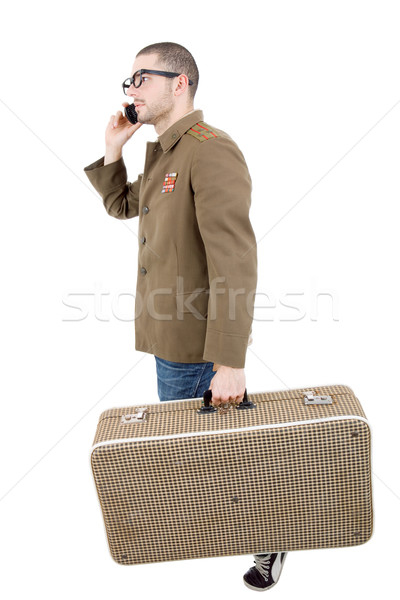 traveler Stock photo © zittto