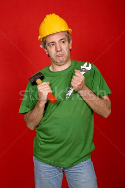 foreman Stock photo © zittto