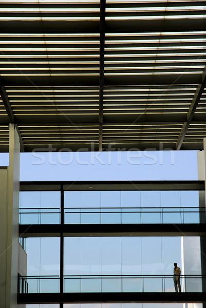 sillouette Stock photo © zittto