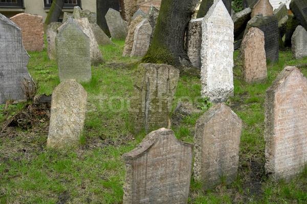 cemetery Stock photo © zittto
