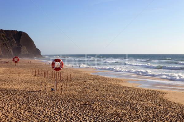 Praia Grande Stock photo © zittto