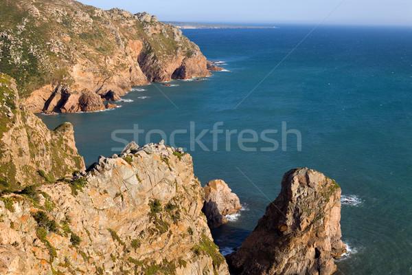 cabo da roca Stock photo © zittto