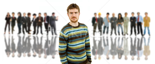 people Stock photo © zittto