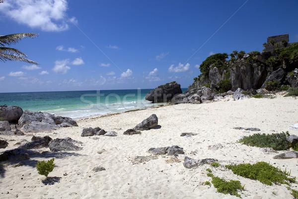 Mexico beach Stock photo © zittto