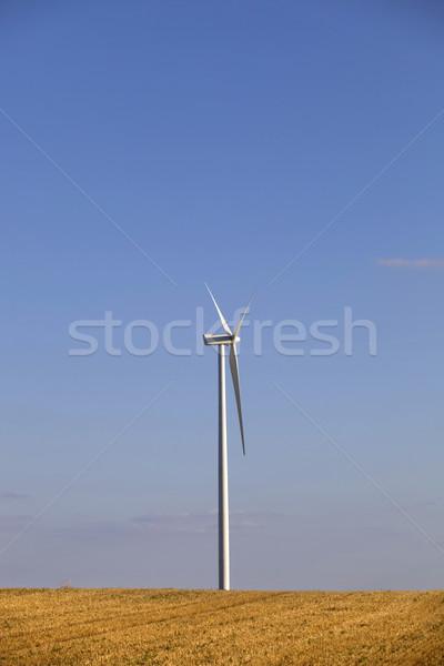 windturbine Stock photo © zittto