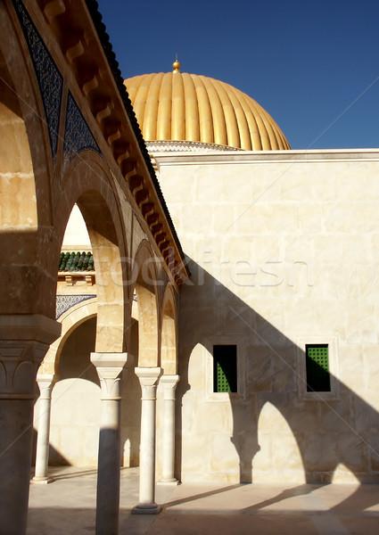 mosque Stock photo © zittto