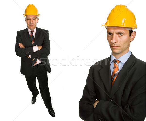 engineers Stock photo © zittto