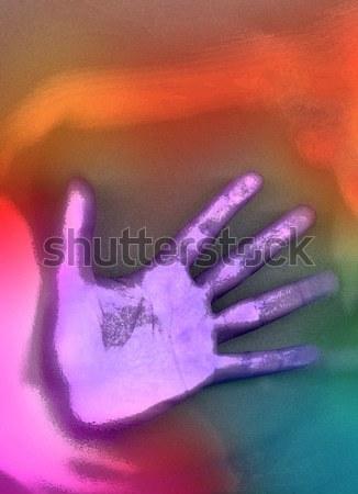 hand Stock photo © zittto