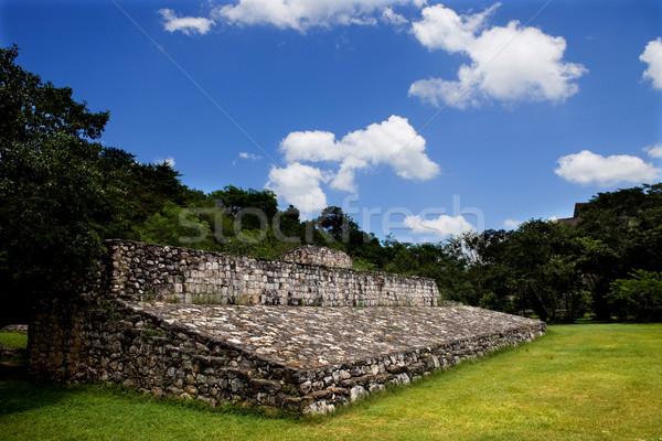древних город путешествия каменные поклонения архитектура Сток-фото © zittto