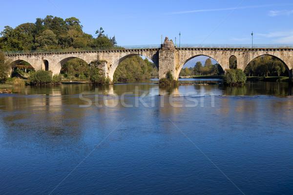 Stock photo: Ponte da Barca