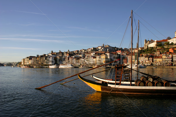 oporto Stock photo © zittto