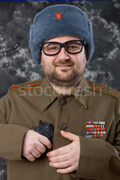 commander Stock photo © zittto