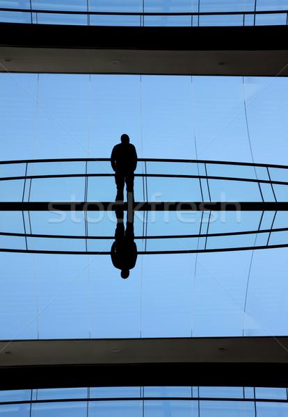 modern building Stock photo © zittto