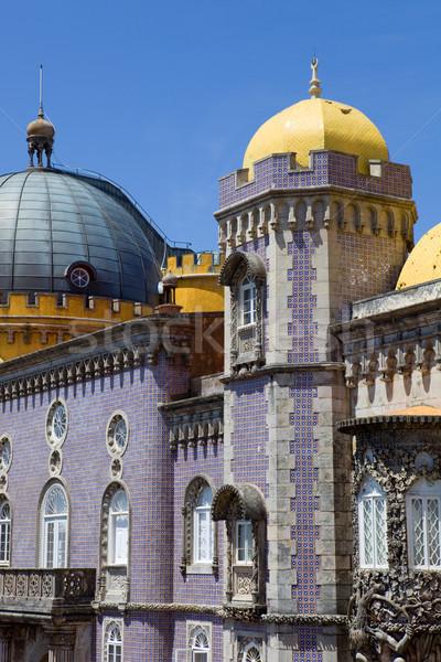 Pena palace Stock photo © zittto