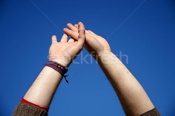 hands Stock photo © zittto