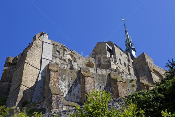 monastery Stock photo © zittto