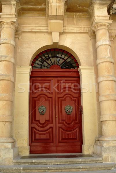 old door Stock photo © zittto