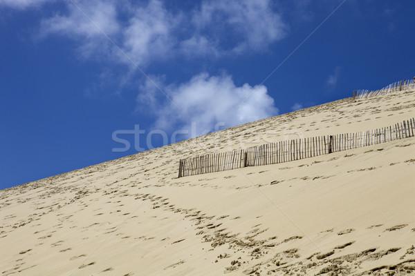 Dune of Pyla Stock photo © zittto