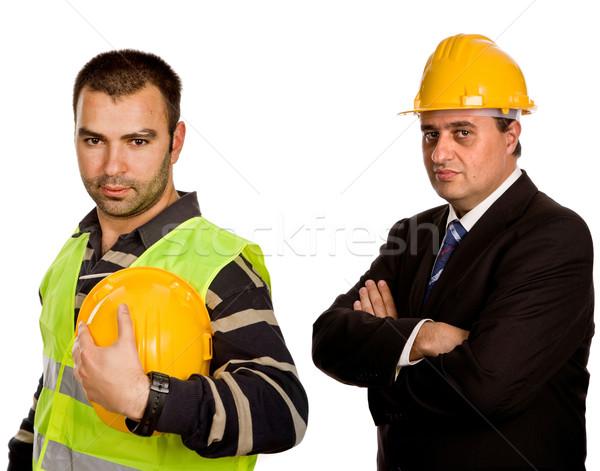 workers Stock photo © zittto