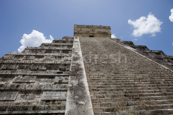 Chichen Itza Stock photo © zittto