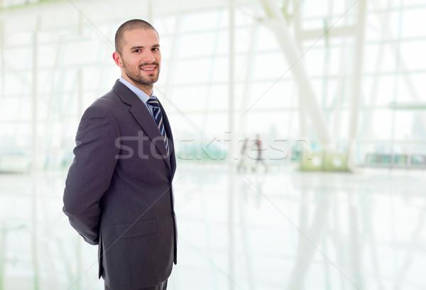 business man Stock photo © zittto